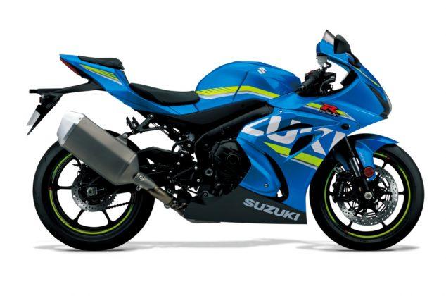GSX-R1000 ABS MY17