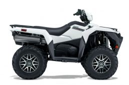 KINGQUAD 750AXi 4x4 POWER STEERING SPECIAL EDITION
