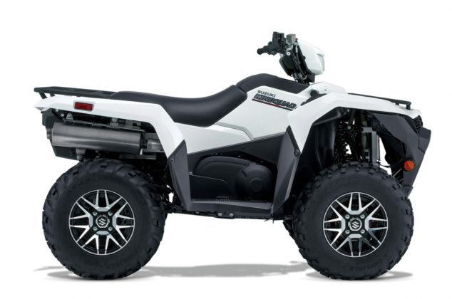 KINGQUAD 750AXi 4×4 POWER STEERING SPECIAL EDITION