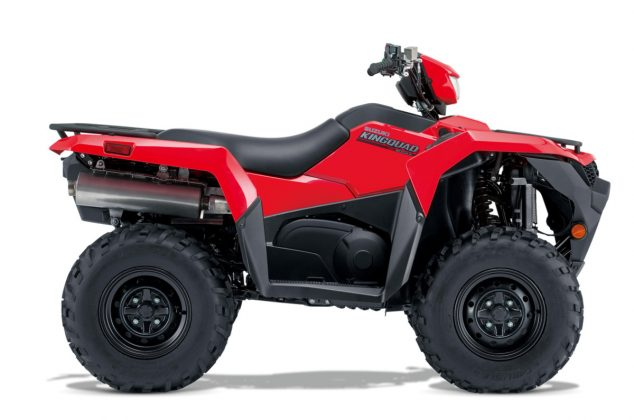 KINGQUAD 500 AXI 4×4 POWER STEERING