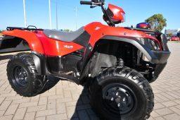 2012 Suzuki KingQuad 750AXi $7990
