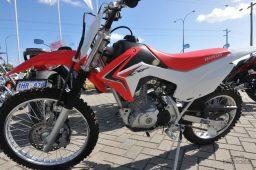 2014 Honda CRF125FB  $3290