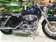 2012 Harley-Davidson 1200 Custom  $8990