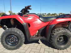 2014 Honda TRX420TM $3990