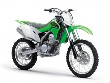 KAWASAKI OFF ROAD BIKES