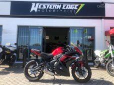 2016 Kawasaki Ninja 650L LAMS $6490