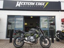 2018 Kawasaki Z650L $10150