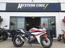 2018 Honda CBR500RA $6490