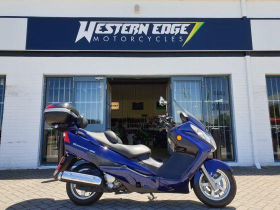 2006 Suzuki Burgman 250 $4490