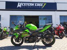 2019 Kawasaki Ninja 400 KRT Edition $6490