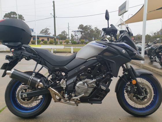 2020 Suzuki V-Strom 650XT $12490