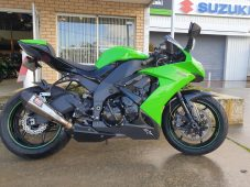 2009 Kawasaki Ninja ZX-10R $8250
