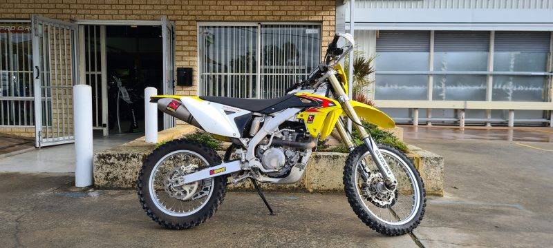 2009 Suzuki RMX450