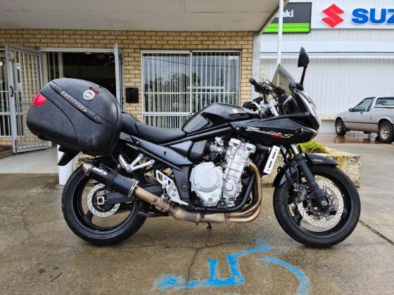 2007 SUZUKI BANDIT 1250S – $4,490