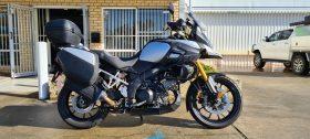 2015 SUZUKI V-STROM DL1000 - $10,990