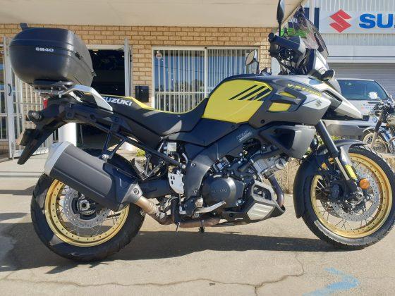 2017 Suzuki V-Strom 1000XT $12990
