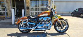 2013 HARLEY-DAVIDSON XL883L - $8,990
